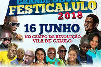 cartaz do Festicalulo 2018